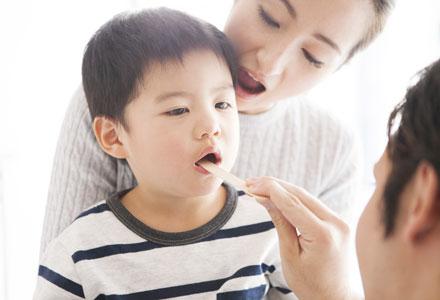 小児耳鼻咽喉科